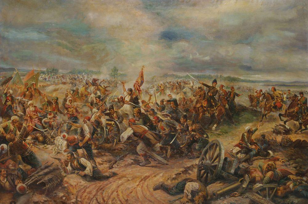 battle of misar