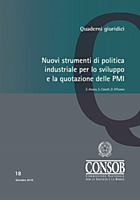 Nuovi strumenti di politica industriale per lo sviluppo e la quotazione delle PMI