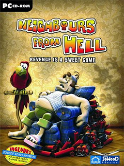 Neighbours From Hell PC Download