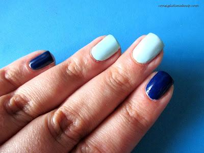 nail art tecnica stamping semplice