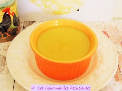 Comment faire une crème aux oeufs au lait d'amandes ?