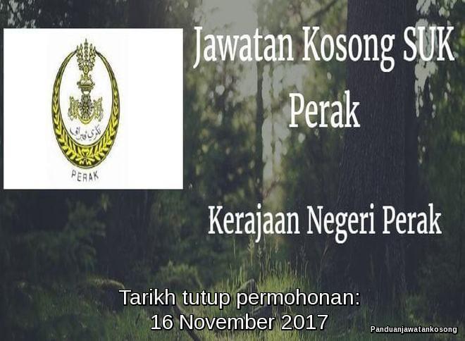Pejabat SUK Negeri Perak