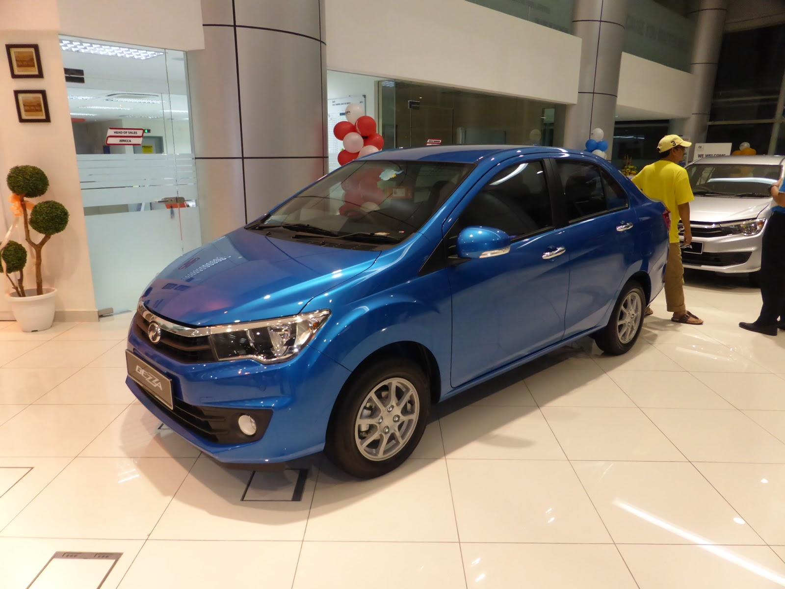 20 000 bezza cars delivered