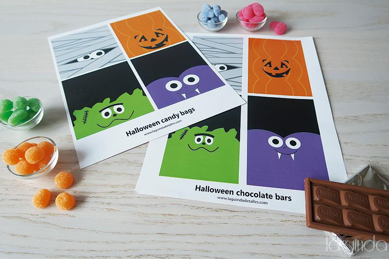 plantillas gratuitas halloween