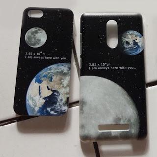 custom case matahari bulan