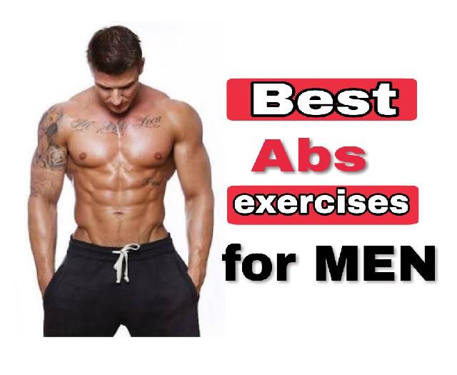 best Abs Exercises For Men