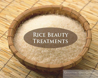 4 Miraculous Uses Of Rice For Beauty Purpose