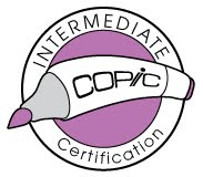 Copic Intermediate Certified