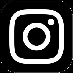logo instagram putih