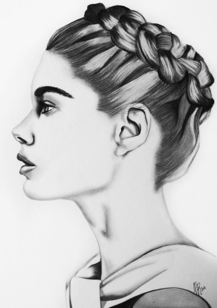 Женские портреты. Nagore Rodriguez