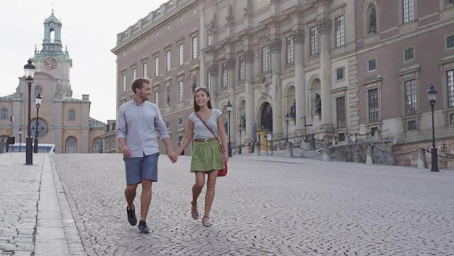 Passeio a pé por Veneza