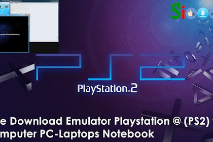 How to Download and Install Emulator Playstation 2 on PC Laptops Windows