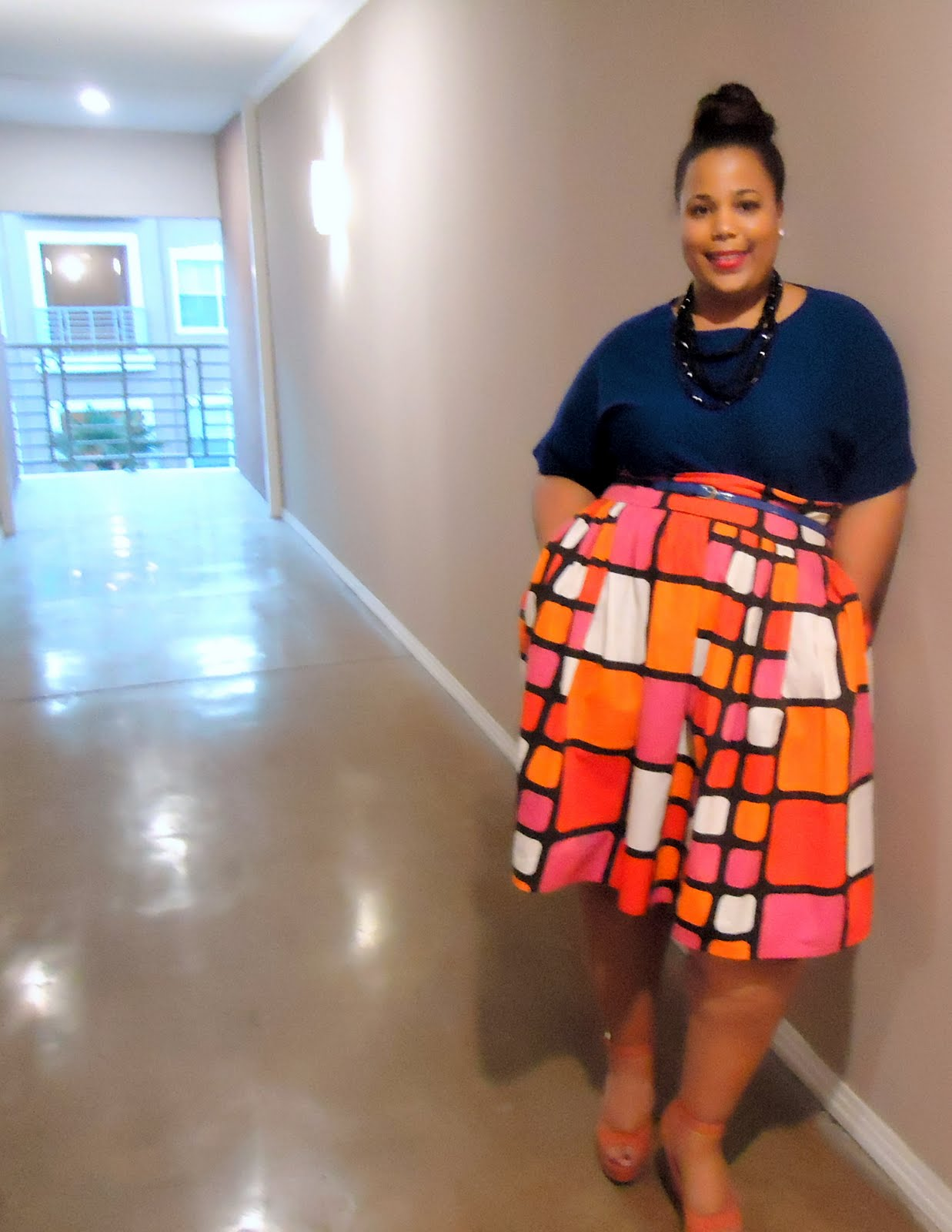 Plus size blog, TJMaxx, jibri, plus size clothing