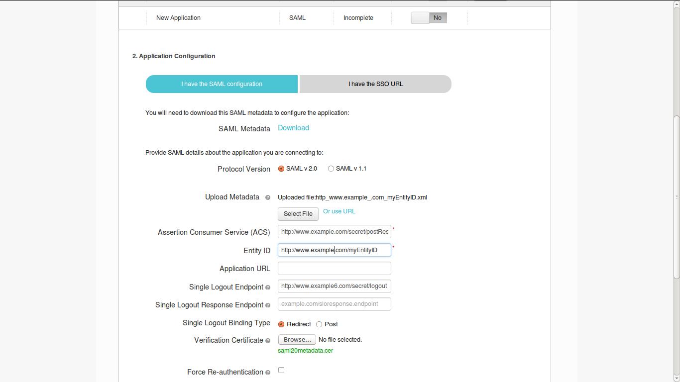 Okta integration with Apache using Mod_Auth_Mellon | Chendil's Blog