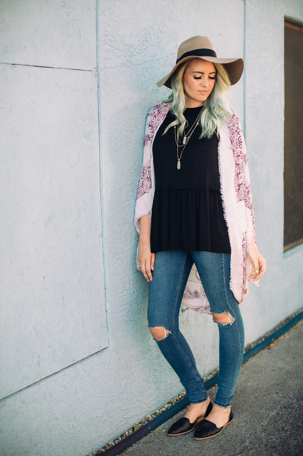 Summer Layering, Utah Fashion Blogger, Layers