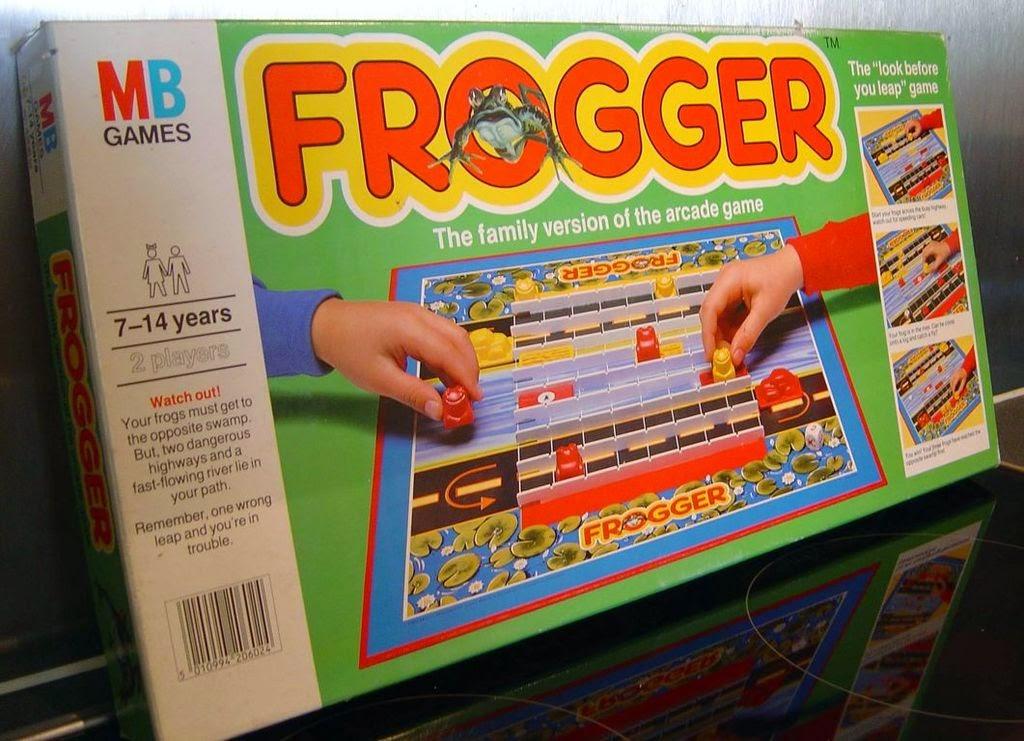gioco frogger da