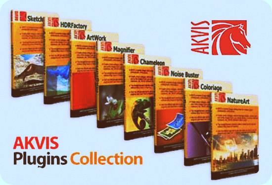 تحميل فلاتر الفوتوشوب كاملة AKVIS Plugins