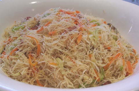 Mix Vegetable Fried Rice Vermicelli