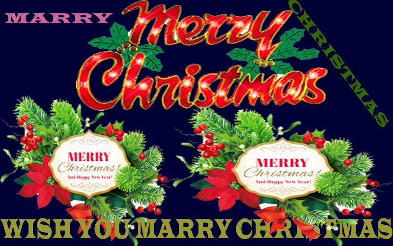TOP Merry Christmas Sms, Wishes, Shayari, Msg in Hindi & English ...