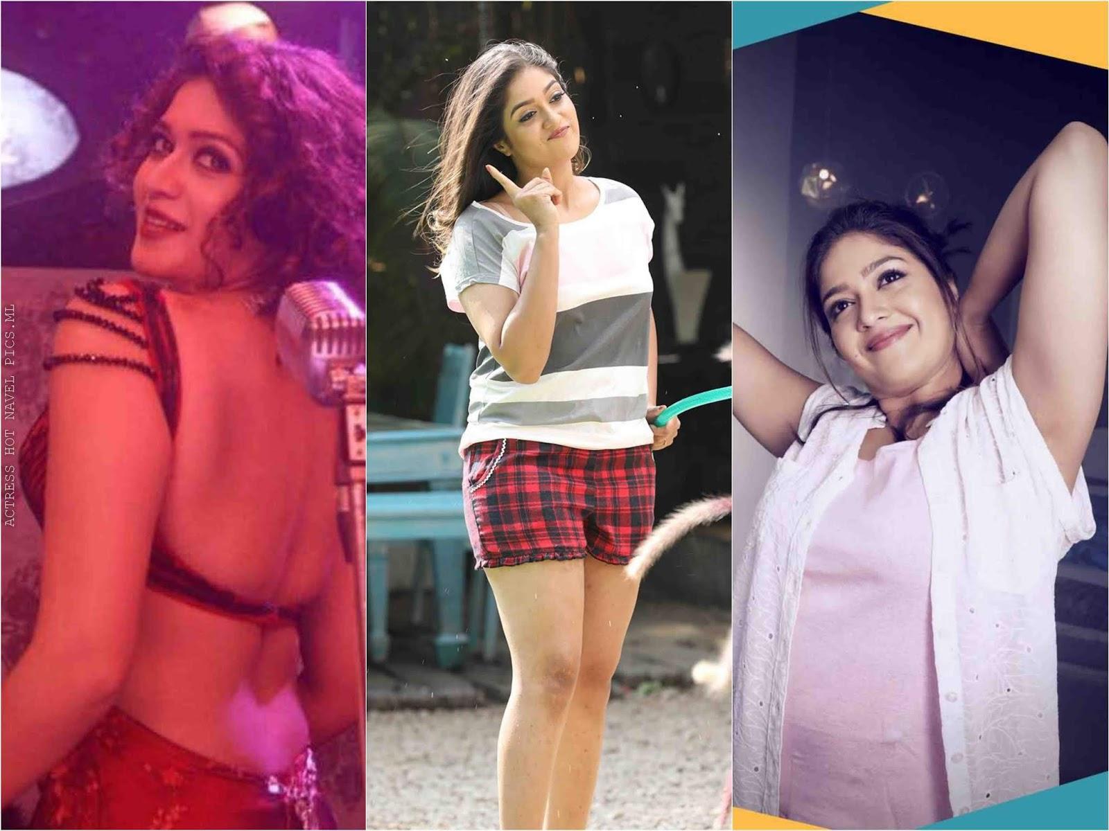 Meghana Raj Hot Photos