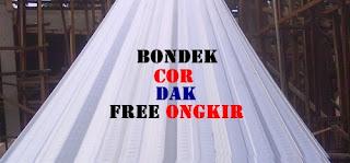 BONDEK COR DAK