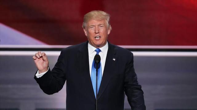 Trump dice que no apoyaría a la OTAN si es atacada por Rusia