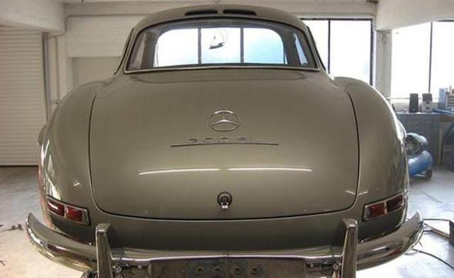 Bir Mercedes-Benz 300 SL Restorasyon Öyküsü