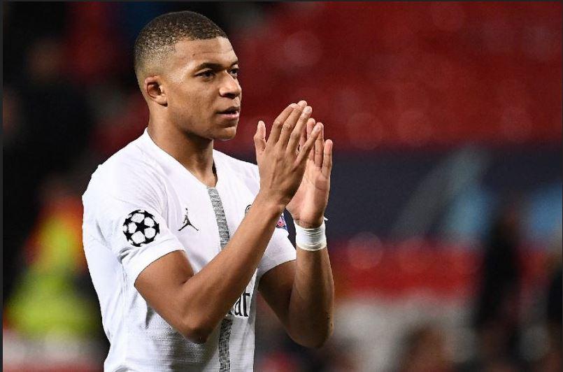 Dua Gol Mbappe Buat PSG Sukses Taklukkan Caen