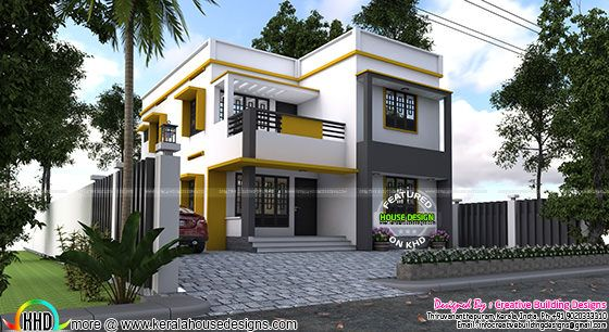 House plan by Creative Building Designs