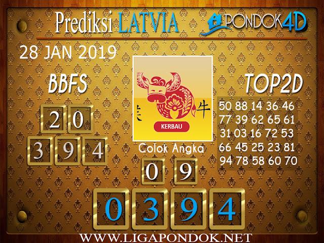 Prediksi Togel LATVIA PONDOK4D 28 JANUARI 2019