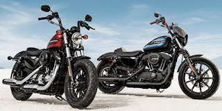 forty eight special and iron 1200 my 2018