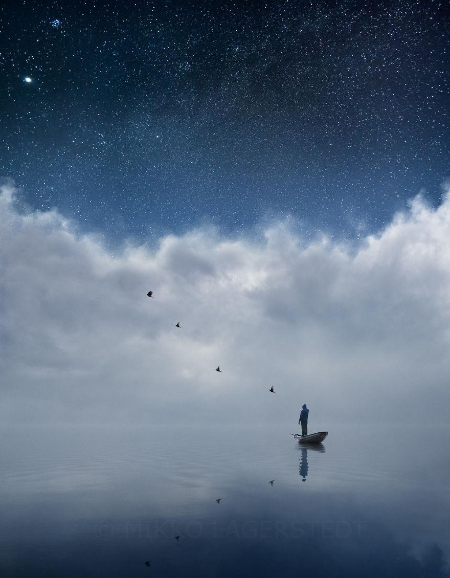 starry Night Sky-9