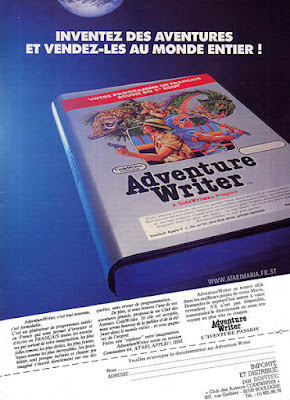 The Quill/Adventure Writer