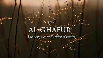 Berdoa Dengan Asmaul Husna | Al Ghafuur