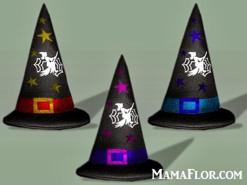 Como hacer Sombrero de Bruja