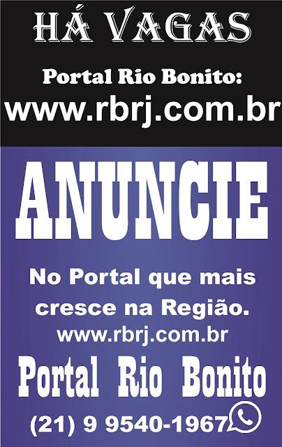 CLIQUE E SERÁ ENCAMINHADO AO PORTAL RIO BONITO RJ