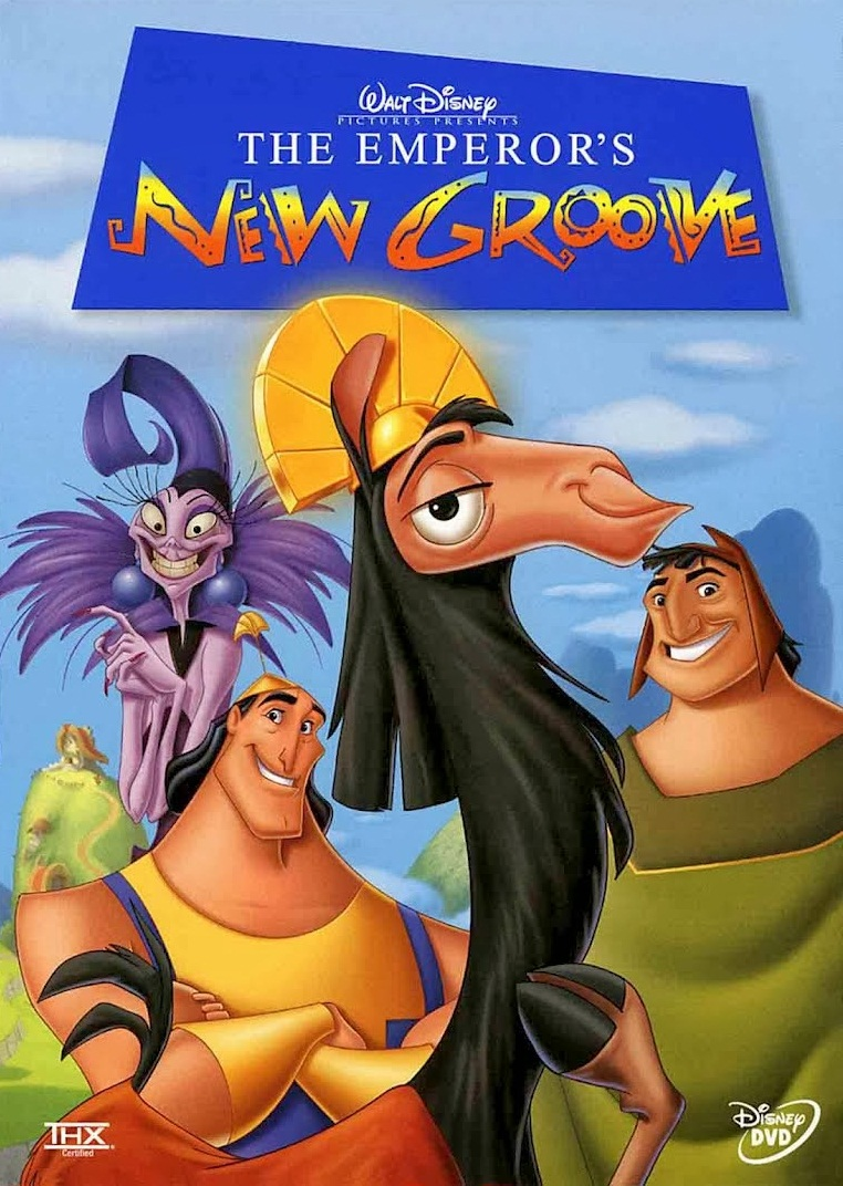 The Emperor's New Groove [2000] [DVD9] [NTSC] [Latino]