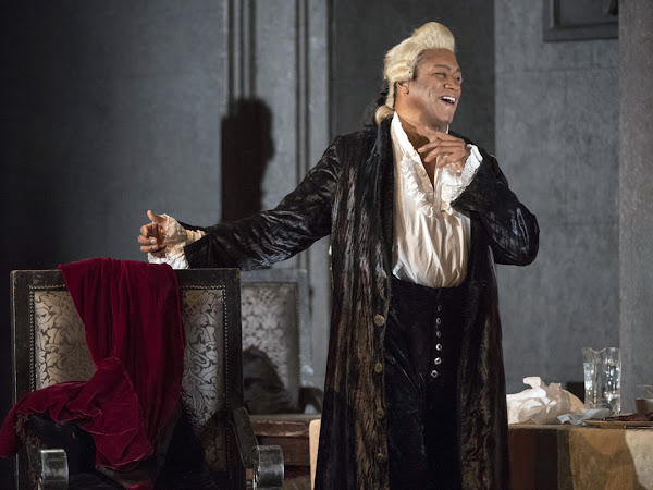 Tosca (Welsh National Opera Tour), Mayflower Theatre | Review