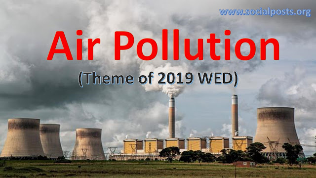 Solution Of Air Pollution