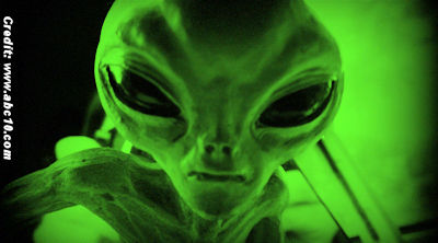 Scientist Searching For Aliens Finds Burglars Instead