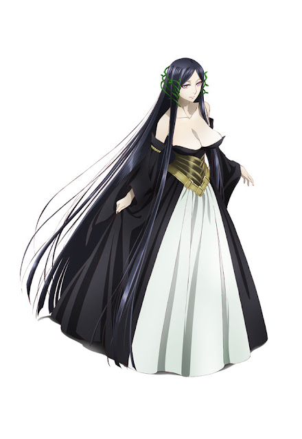 Sayaka Ohara se une al reparto de voces como Titania.