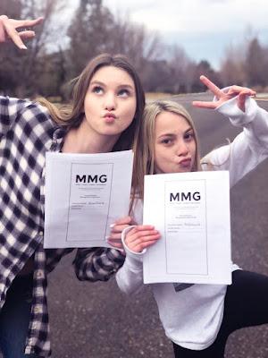 Emma Edwards and Molly Edwards