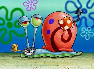 Gary Spongebob