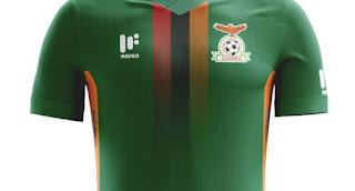 half off a6b3f 19c43 No More Nike - Zambia 2017-2018 Home, Away & Third Kits ...