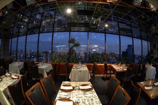 Restaurante Giratorio