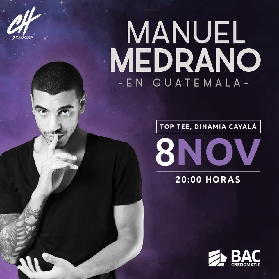 Manuel Medrano En Guatemala Noviembre 2018 Puntoguate Com