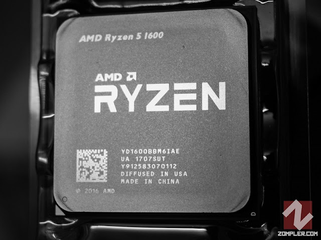 Ryzen 1600 value for money