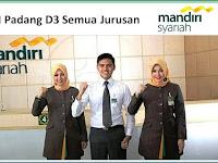 Bank Syariah Mandiri - Padang Terakhir Selasa 08 Mei 2018
