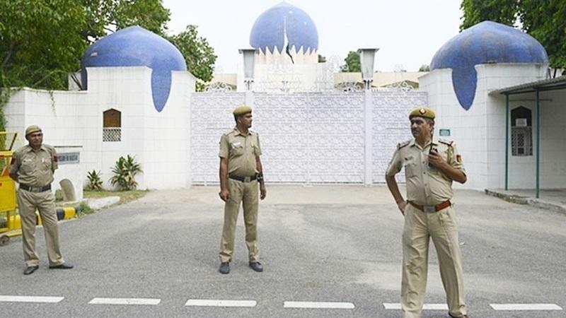Pakistan High Commission in New Delhi, India