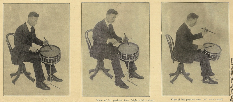 Master-Model Snare Drum from 1927 Gardner Method